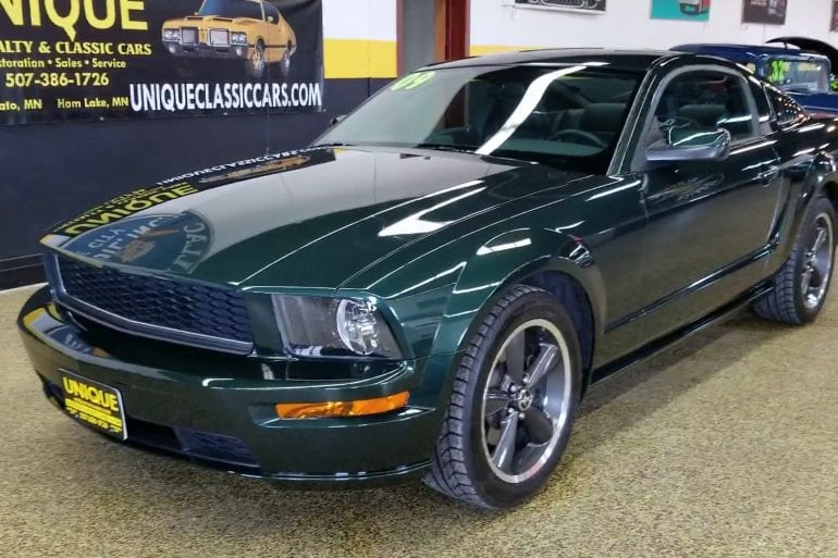 Video: 2009 Ford Mustang Bullitt Walkaround