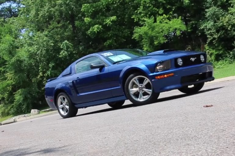 Video: 2009 Ford Mustang GT/CS California Special In-Depth Look