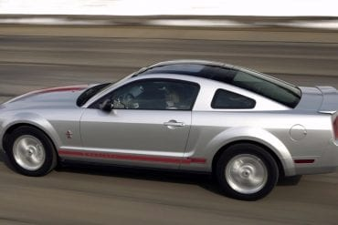 Video: 2009 Ford Mustang Warriors In Pink High-Quality Snaps
