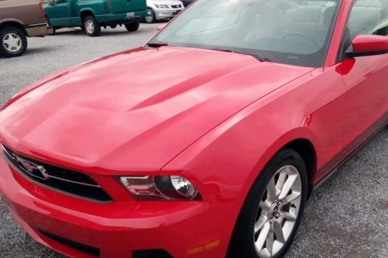 Video: 2010 Ford Mustang V6 Walkaround