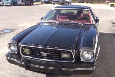 Video: 1978 Ford Mustang Ghia Walkaround