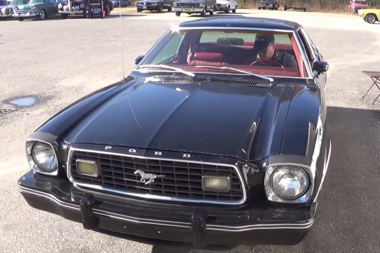 Video: 1978 Ford Mustang Ghia Walkaround