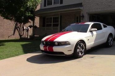 Video: 2010 Ford Mustang GT Full Walkthrough