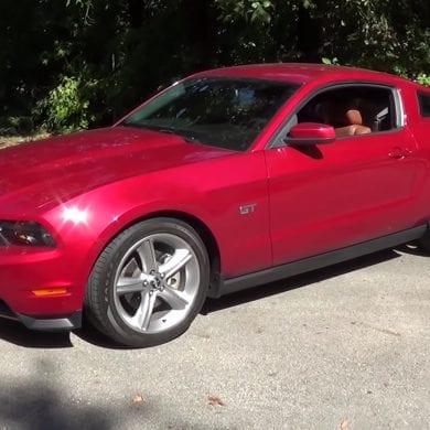 Video: 2010 Ford Mustang GT Premium In-Depth Look