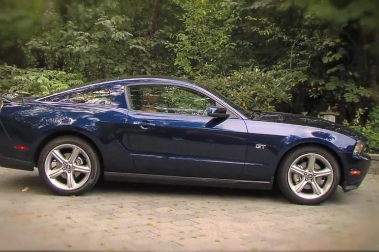 Video: 2010 Ford Mustang GT Review
