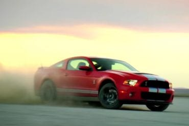 Video: 2010 Ford Mustang Shelby GT500 Quick Review