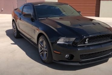 Video: 2010 Ford Mustang Shelby GT500 Overview