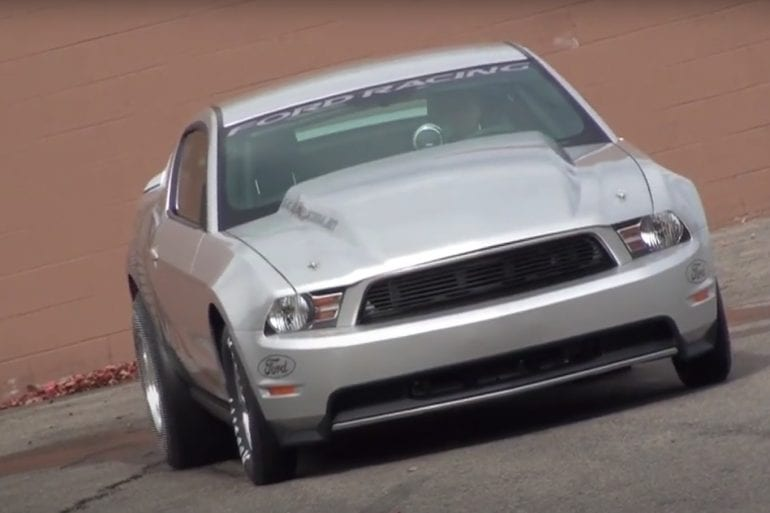 Video: 2010 Ford Mustang Cobra Jet Walkaround