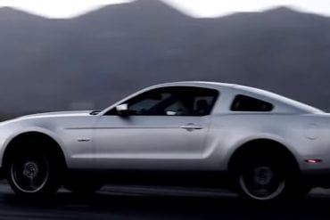 2011 Ford Mustang Review
