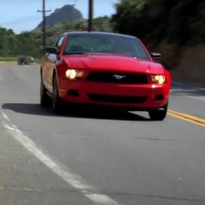 Video: Exclusive Look At The 2011 Ford Mustang V6