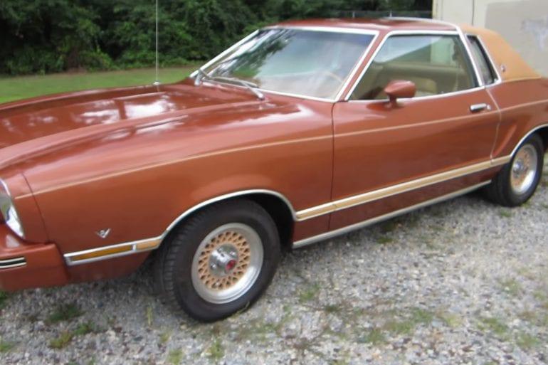 Video: 1978 Ford Mustang II Walkaround