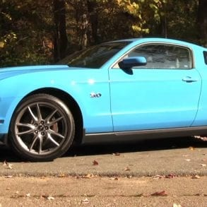Video: 2011 Ford Mustang GT Review & Road Test
