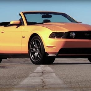 Video: 2011 Ford Mustang GT Convertible - First Road Test