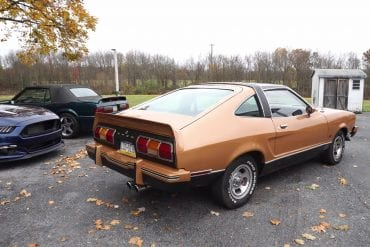 Video: 1974 Ford Mustang Driving Review