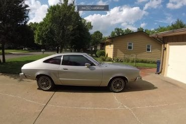 Video: 1978 Ford Mustang II Fastback Full Tour + Test Drive