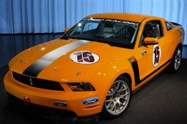 Video: Exclusive Look At The 2011 Ford Mustang Boss 302R