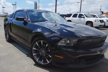 Video: 2011 Ford Mustang California Special Walkaround