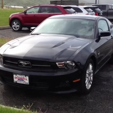 Video: 2012 Ford Mustang V6 Full Tour