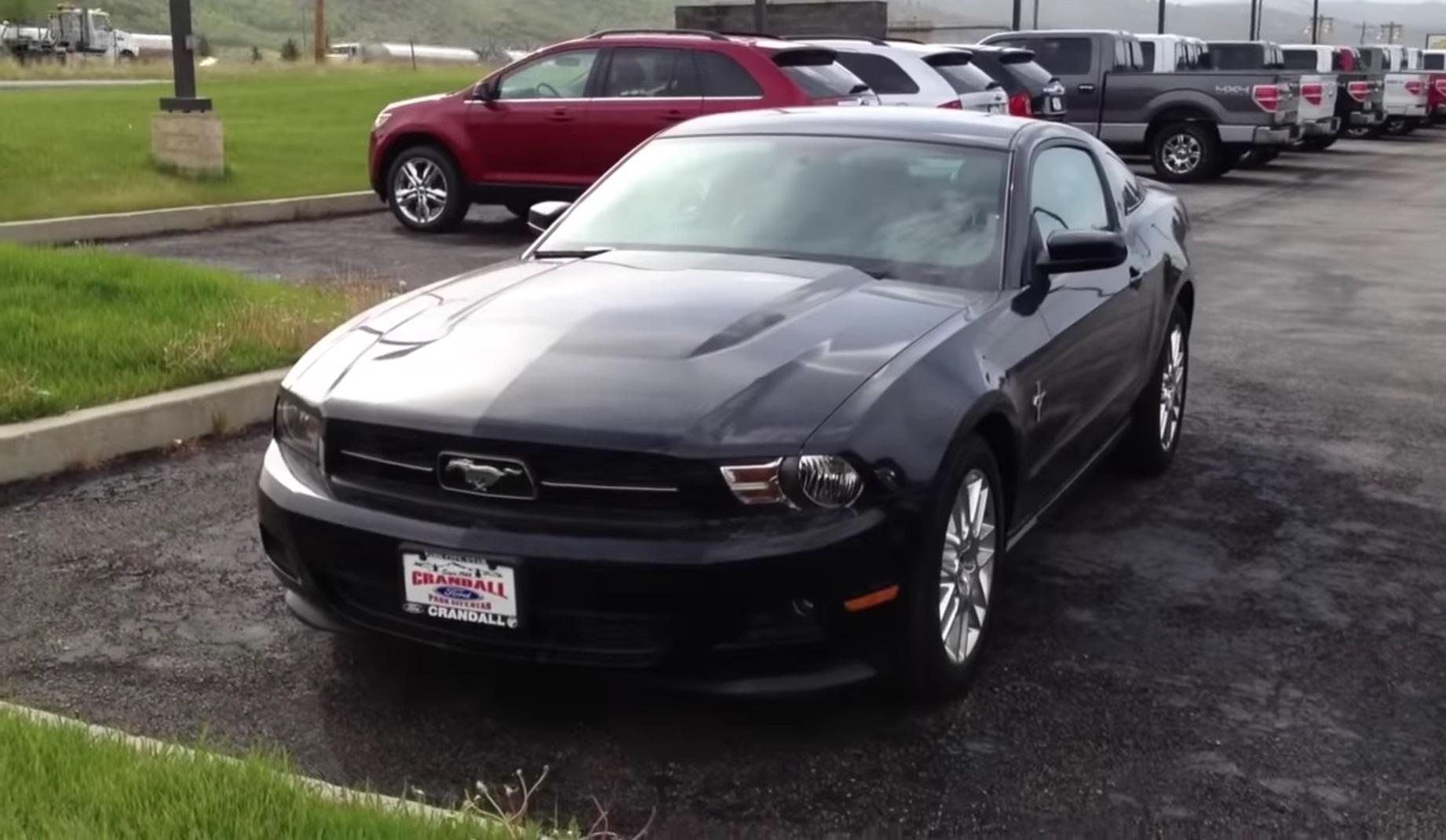 Video: 2012 Ford Mustang V6 Full Tour