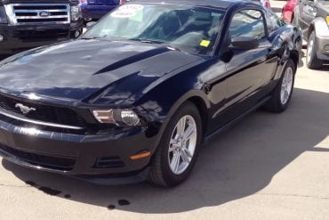 Video: 2012 Ford Mustang V6 Coupe Walkaround