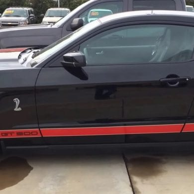 Video: 2012 Ford Mustang Shelby GT500 Startup + Exhaust Sound