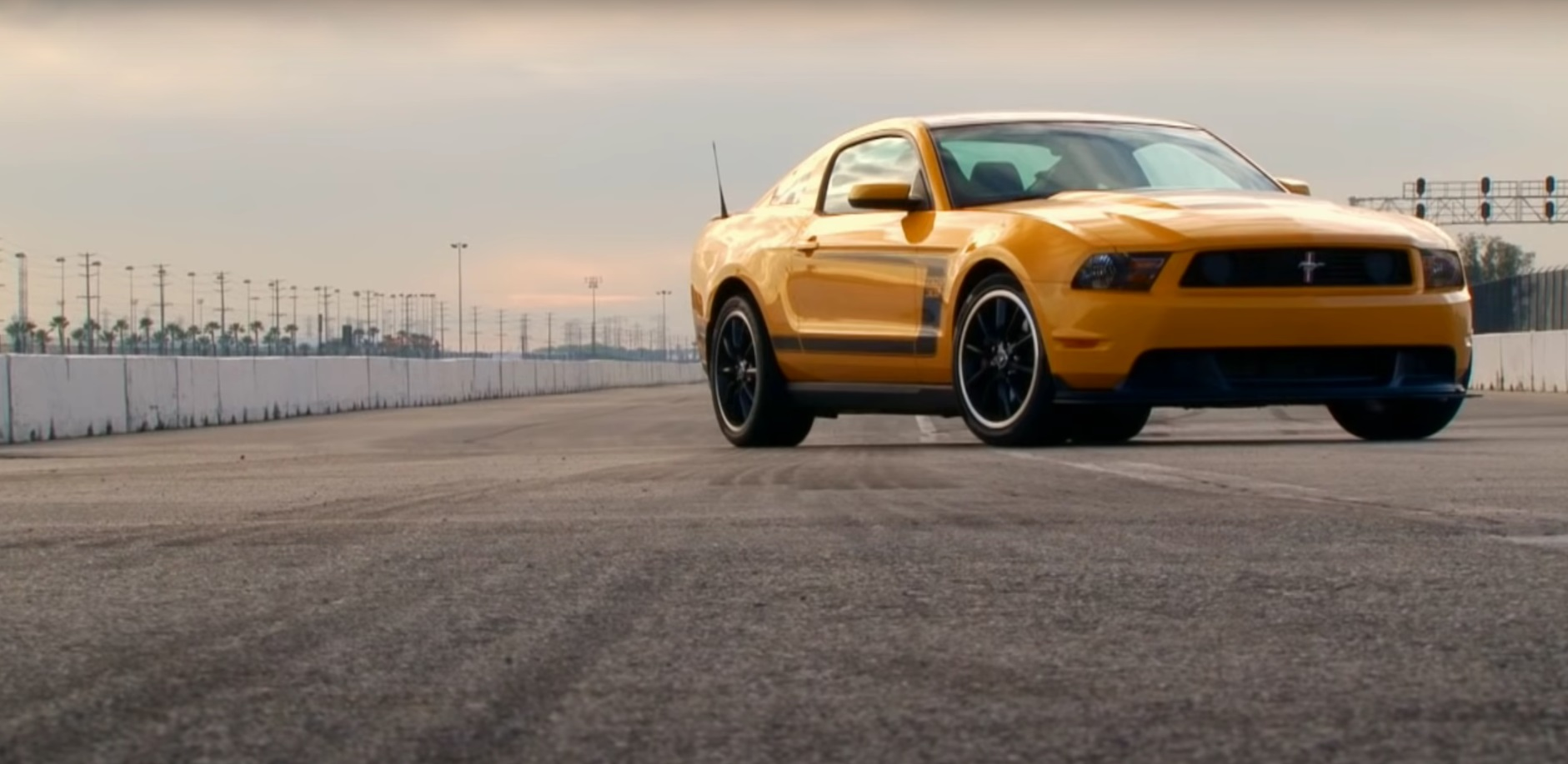 Video: 2012 Ford Mustang Boss 302 - The Best Well-Rounded Mustang?