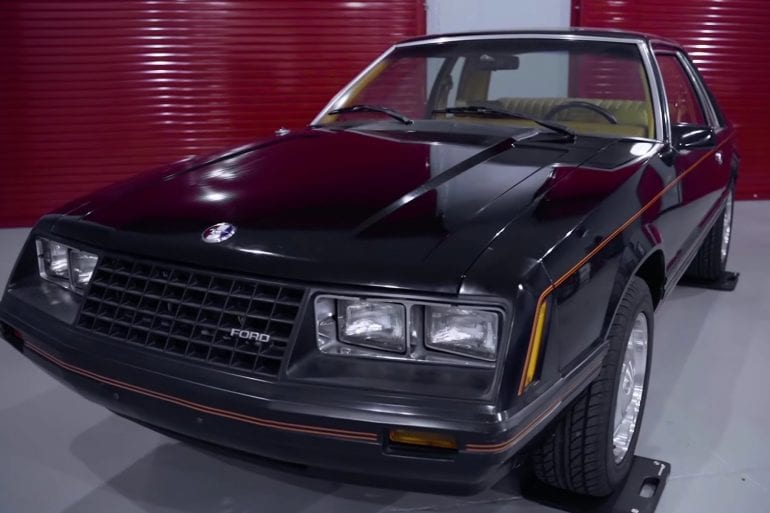 Video: How Much Does The 1979 Ford Mustang Ghia Weigh?