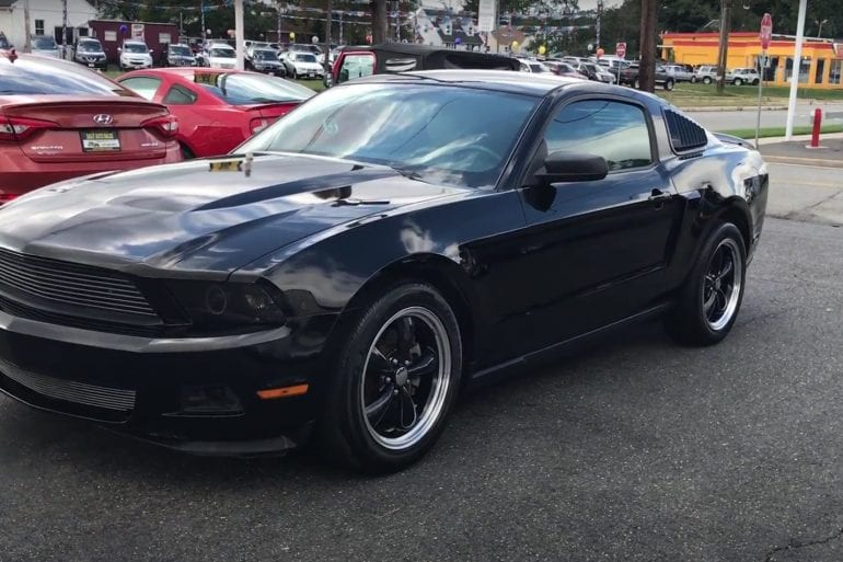 Video: 2012 Ford Mustang Club of America Edition Walkaround