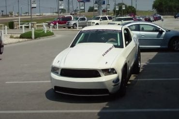 Video: 2012 Ford Mustang Cobra Jet POV Test Drive