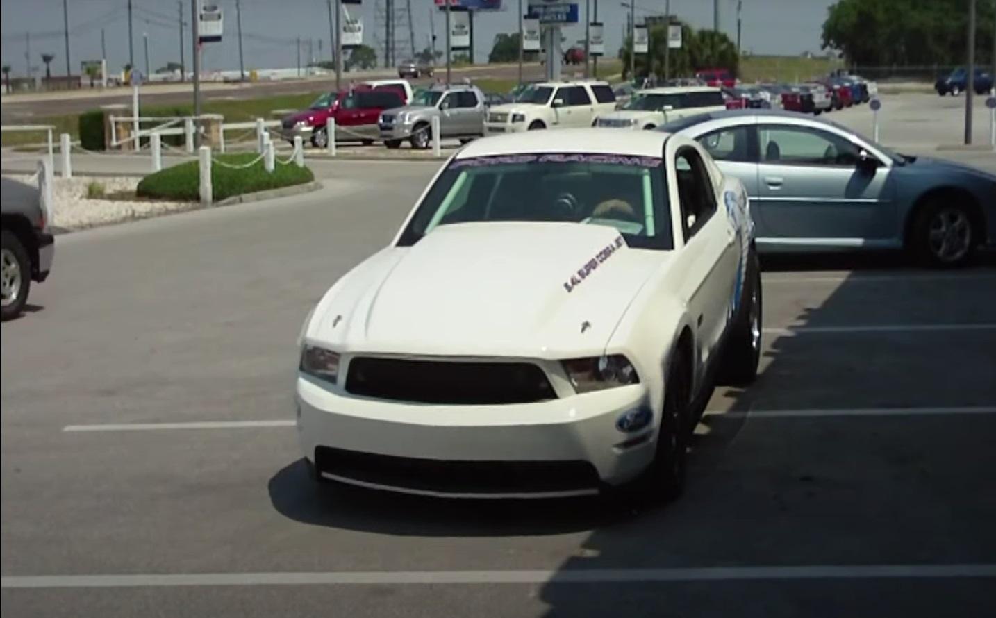 Video: 2012 Ford Mustang Cobra Jet POV Test Drive