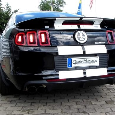 Video: 2013 Ford Mustang Shelby GT500 Walkaround