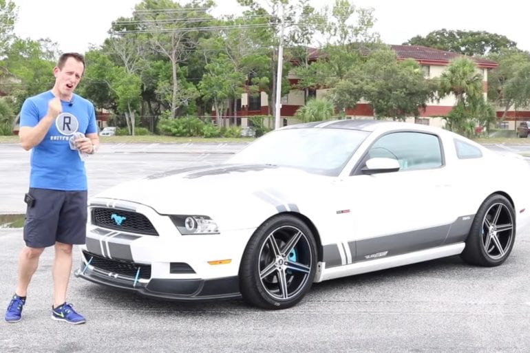 Video: Can A Modified 2013 Ford Mustang V6 Perform Like A 500 hp V8?