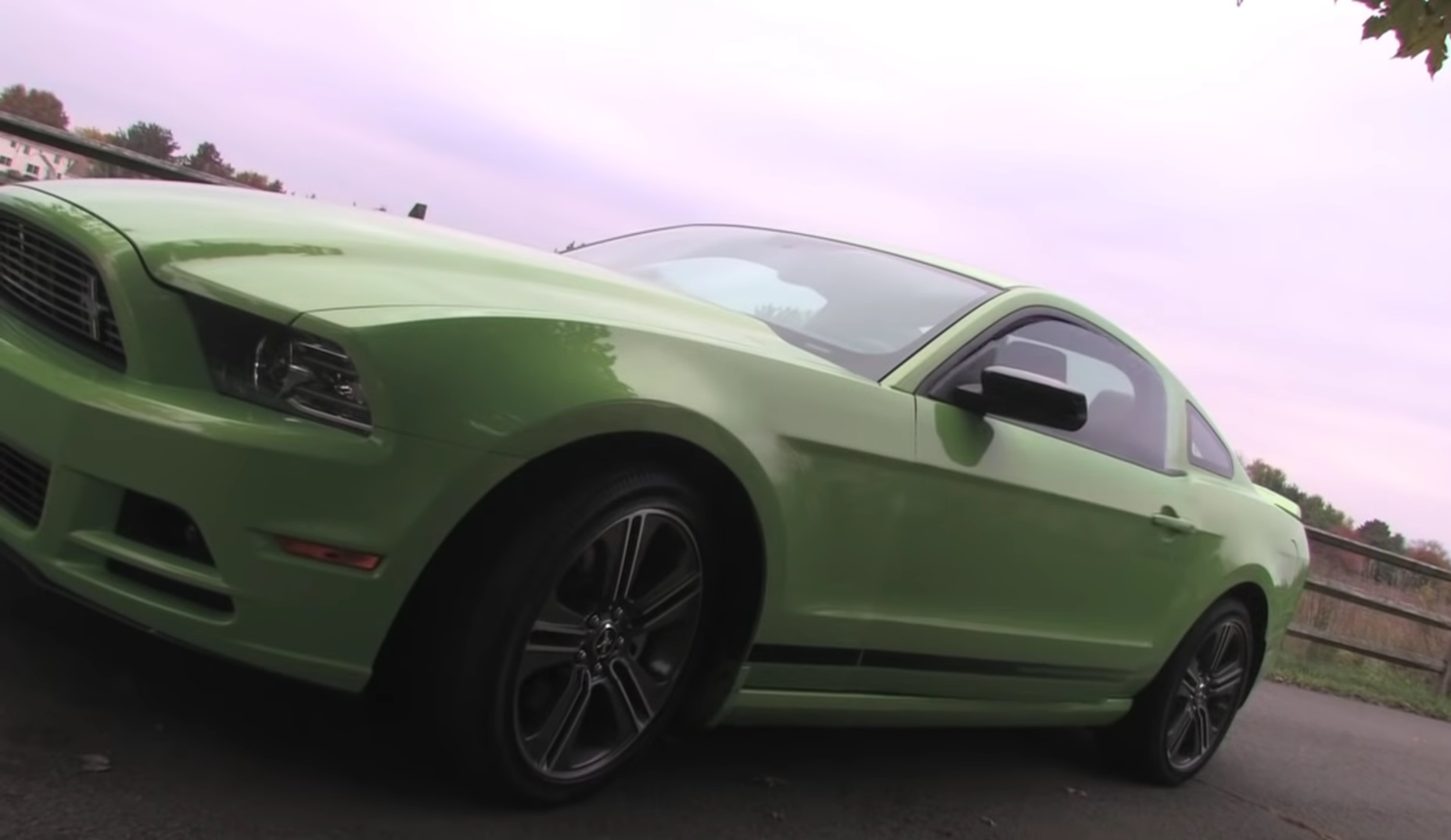 Video: 2013 Ford Mustang V6 Premium 0-60 Test Drive