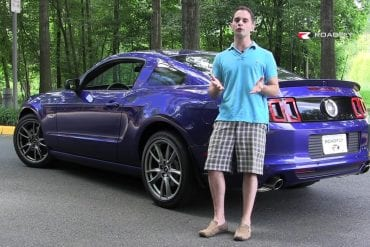 Video: 2013 Ford Mustang GT Review & Test Drive