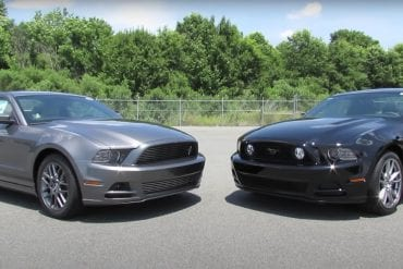 Video: 2013 Ford Mustang GT 5.0 and V6 In-Depth Look