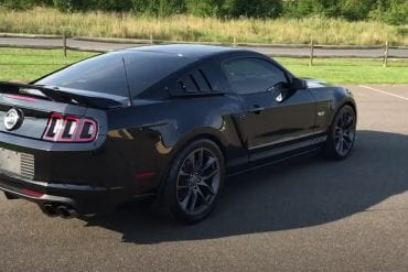 Video: Gorgeous 2013 Ford Mustang GT California Special