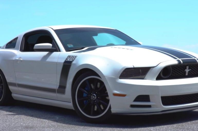 Video: 2013 Mustang Boss 302 - The Best Mustang Ever?