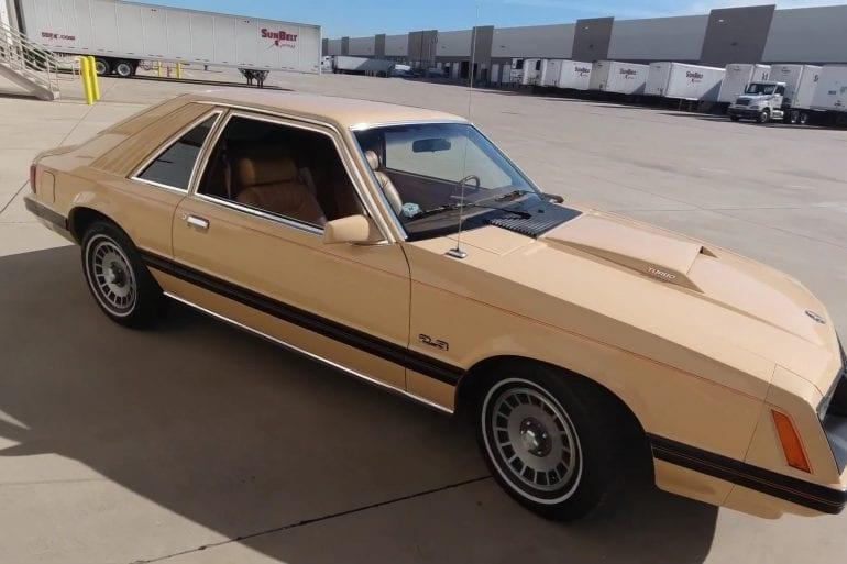 Video: 1979 Ford Mustang Walkaround