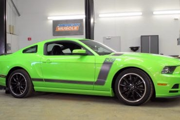Video: 2013 Ford Mustang Boss 302 Performance Build