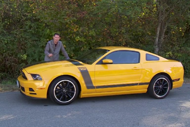 Video: 2013 Ford Mustang Boss 302 Overview