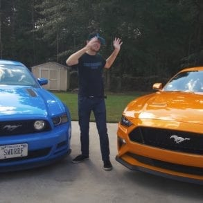 Video: 2013 Ford Mustang Boss 302 Or 2018 Mustang GT? In-Depth Comparison