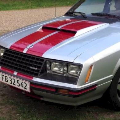 Video: 1979 Ford Mustang Cobra 5.0 V8 Walkaround + Test Drive
