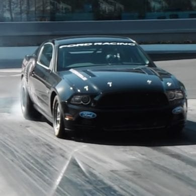 Video: 2013 Ford Mustang Super Cobra Jet - First Pass Off Showroom Floor !