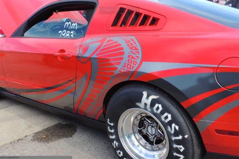 Video: 2013 Ford Mustang Cobra Jet (1 Of 50) Walkaround