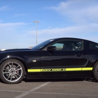 Video: 2014 Ford Mustang Hertz Penske GT Walkaround