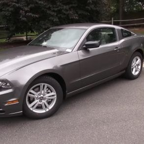 Video: 2014 Ford Mustang V6 6-Speed Walkaround, Exhaust & Test Drive