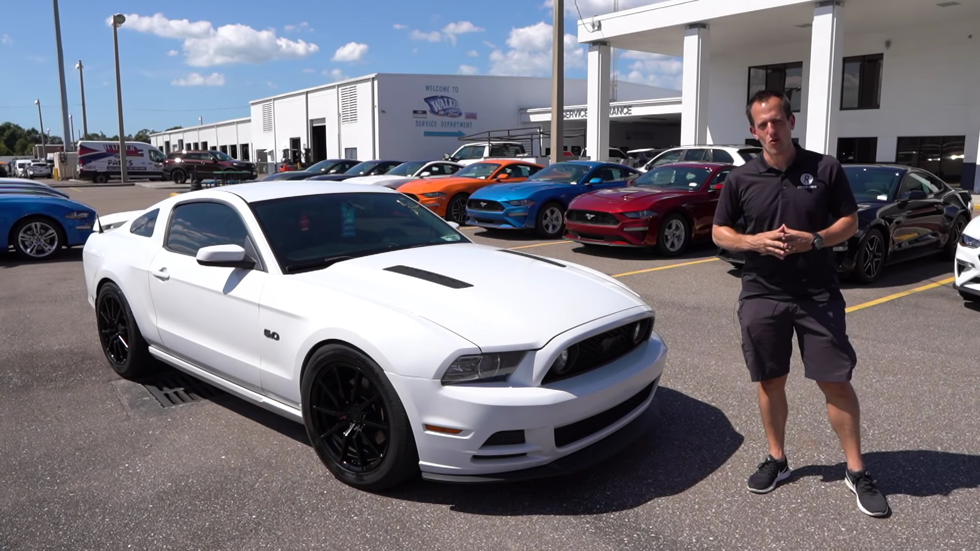 Video: Does This 2014 Ford Mustang GT Have The Best Muscle Car Sound?
