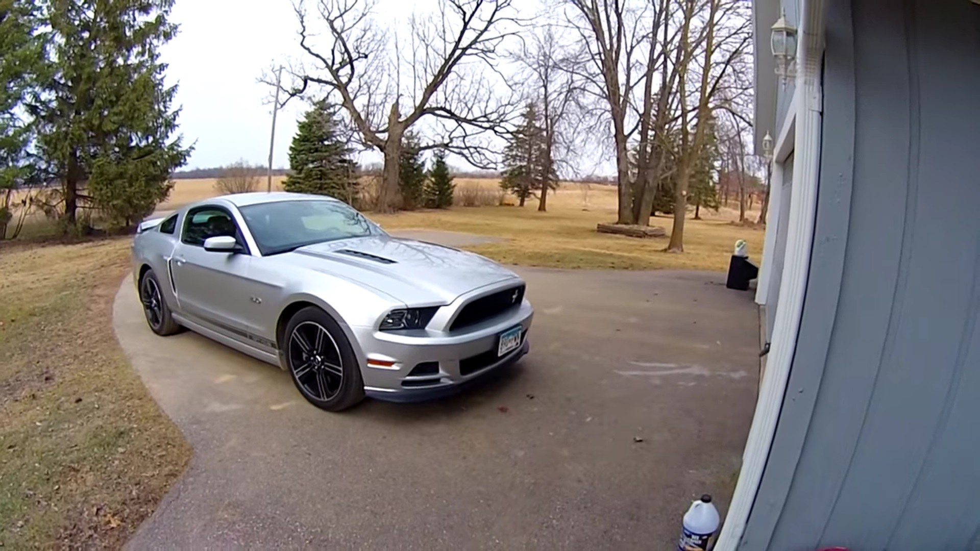 Video: 2014 Ford Mustang GT California Special POV Test Drive