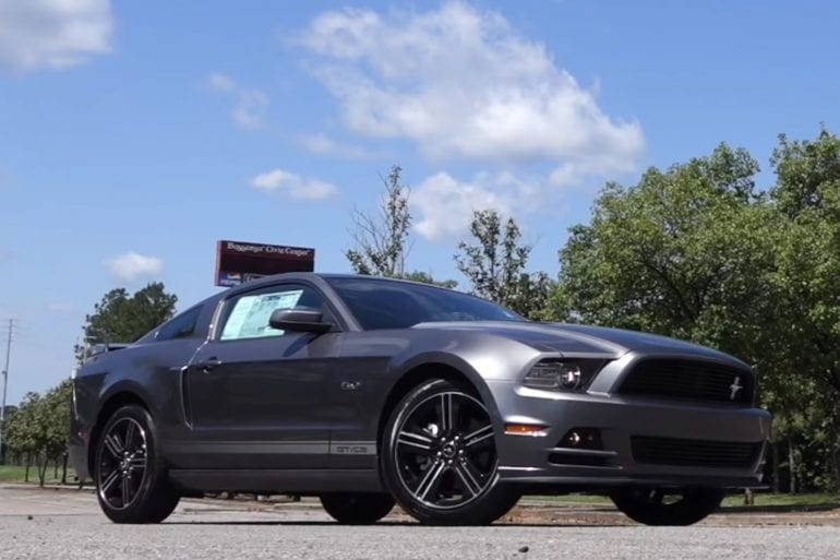 Video: 2014 Ford Mustang GT California Special In-Depth Tour