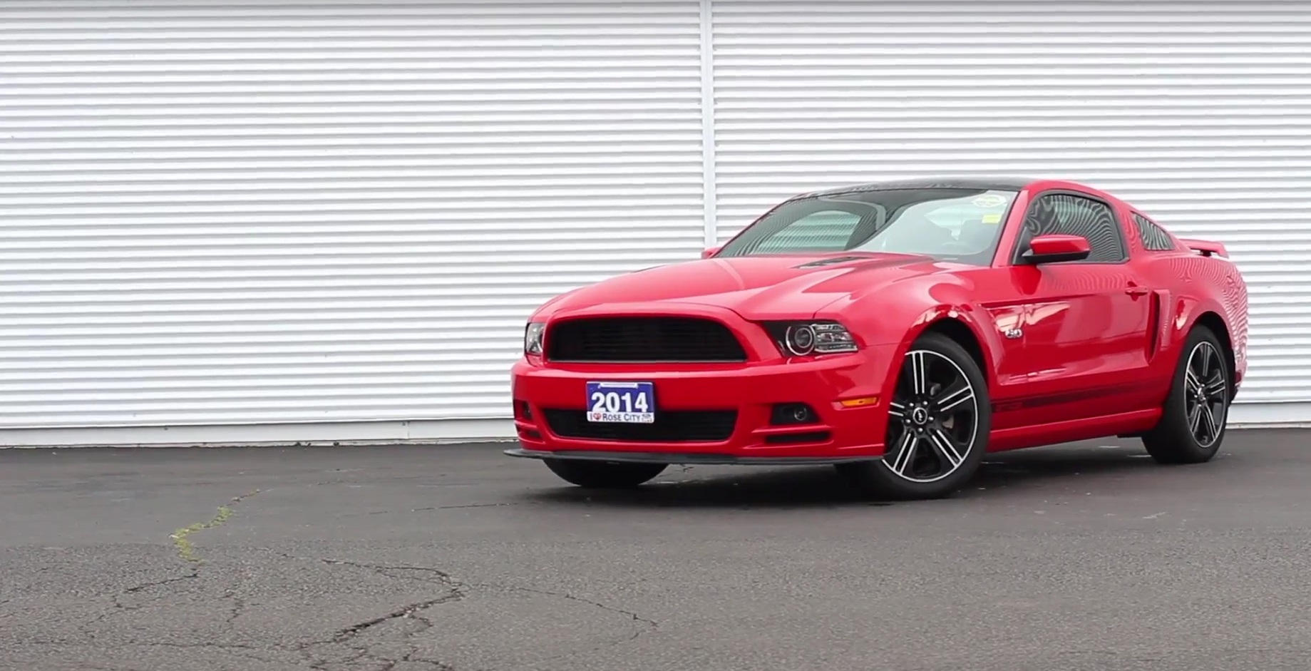 Video: 2014 Ford Mustang GT California Special Review - The Last SRA Mustang